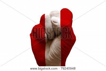 Flag Fist