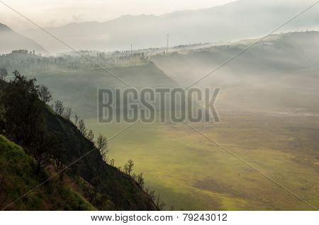 Highland Village In Bromo