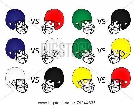 American Football Matches