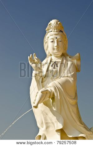 Statue Of Guan Yin