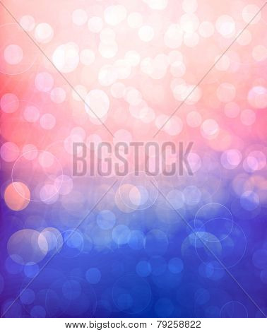 Abstract Blur Color Background Pattern