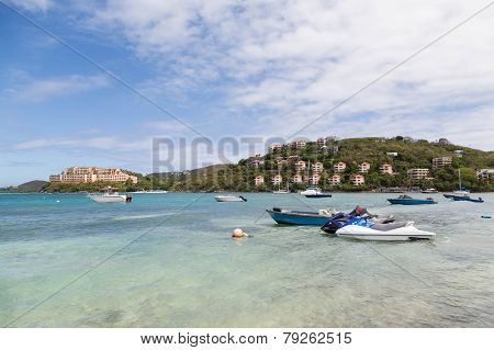 Boats By Two Resorts