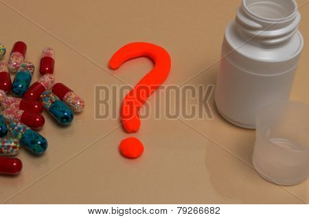 Comparison, Selection Pills Or Mixture, Syrup