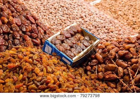 Dried Fruits In Morocco