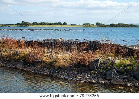 Water's edge, Lough Corrib