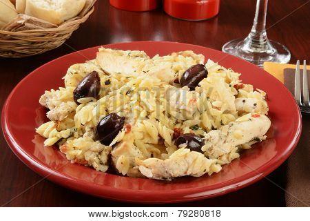 Greek Style Ckicken