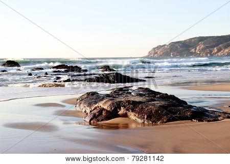 Beach winch