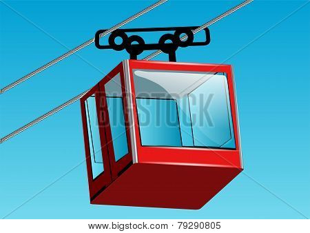 Cable Lift Car