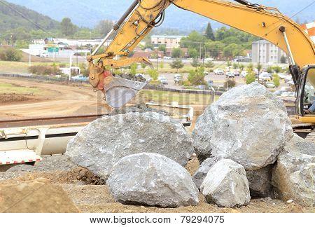 Large Rock