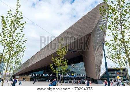 Rotterdams New Central Station