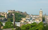 pic of domination  - Edinburgh skyline - JPG