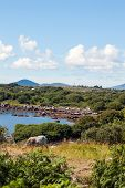 picture of galway  - A rugged landscape in Connemara - JPG