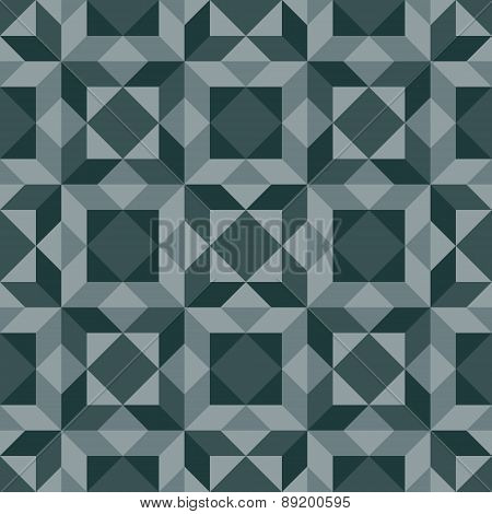 Abstract background - geometric seamless vector pattern. Design element.