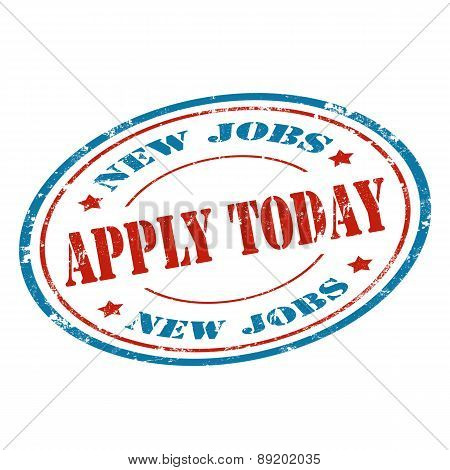 Apply Today-stamp