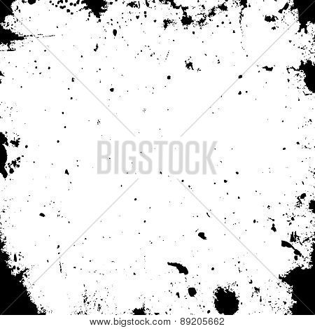 Stained grunge vector texture