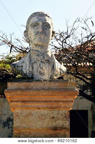 Statues Of Pedro Cardoso