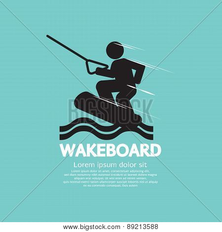 Wakeboard Player.