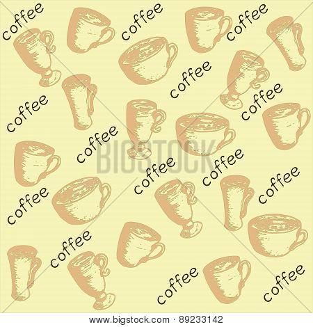 Pattern Eco Coffee