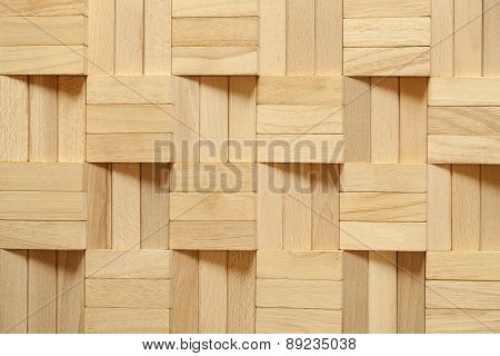 Background With Blocks
