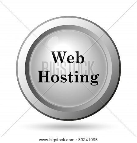 Web Hosting Icon