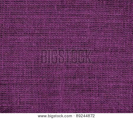 Byzantium color burlap texture background