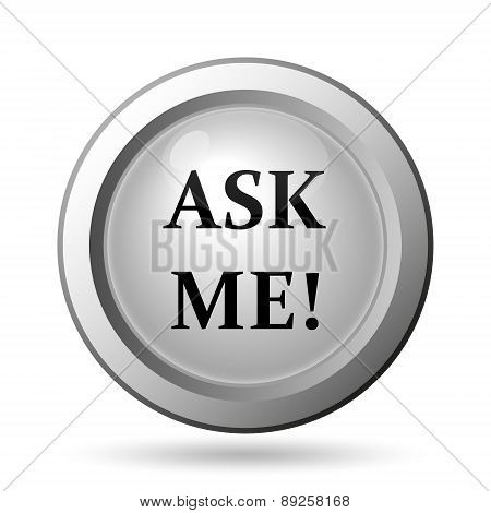 Ask Me Icon