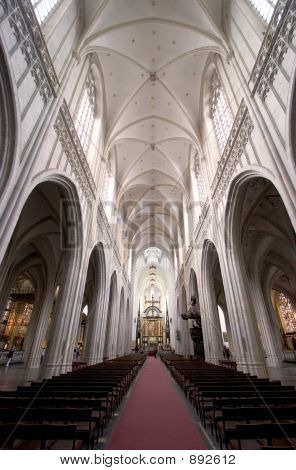 The Cathedral Of Our Lady, Antwerp
