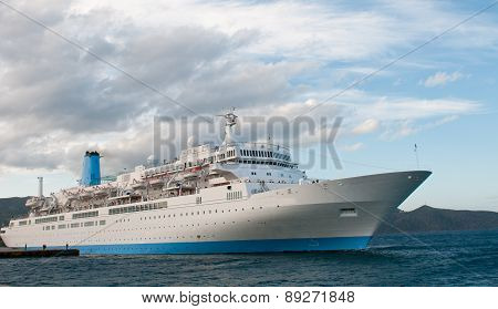 Passenger Luxury Cruise Ship
