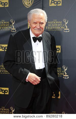 BURBANK - APR 26: John Aniston at the 42nd Daytime Emmy Awards Gala at Warner Bros. Studio on April 26, 2015 in Burbank, California