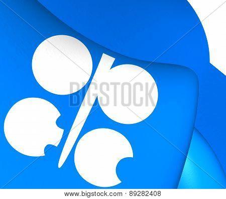 Flag Of Opec