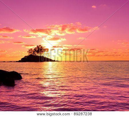 Evening Horizon Fantasy