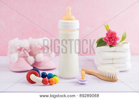 Baby care and feeding