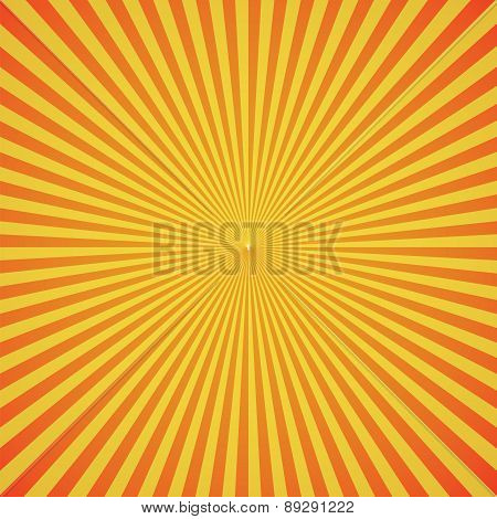 red-yellow color burst background.