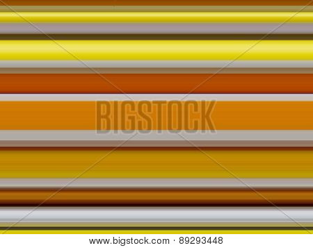 Yellow And Orange Stripes.
