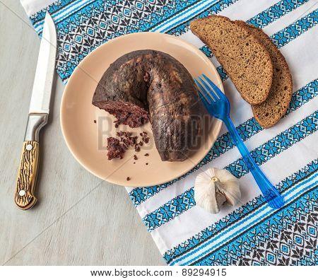 Ring Pudding Sausages