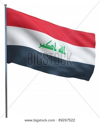Iraq Flag Image