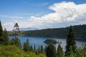 picture of emerald  - Lake Tahoe  - JPG