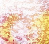 picture of psychedelic  - abstract ink colorful pattern of a psychedelic design  - JPG