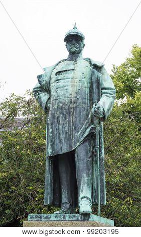 Otto Von Bismarck Sculpture