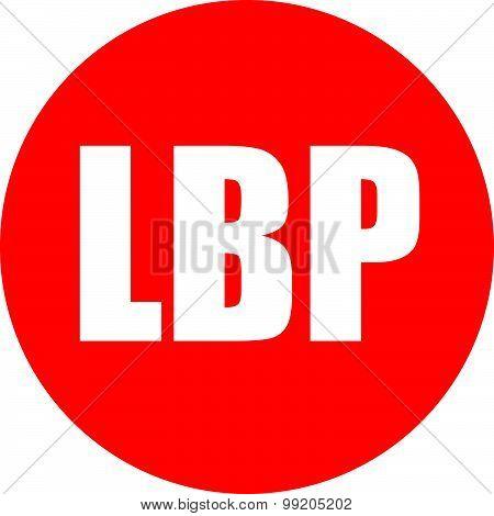Lbp Icon