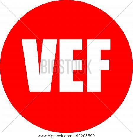 Vef Icon