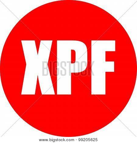 Xpf Icon