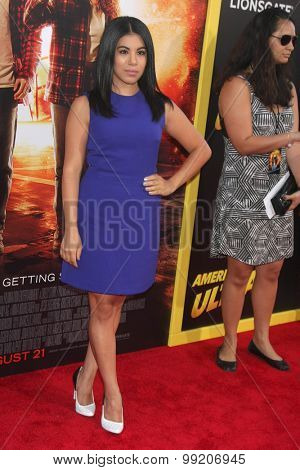 LOS ANGELES - AUG 18:  Chrissie Fit at the
