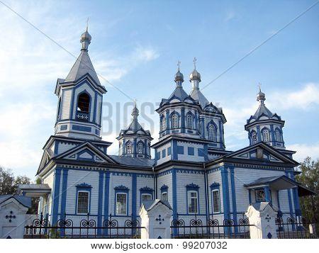 Beautiful Slavic Church
