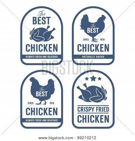Chicken Label 001