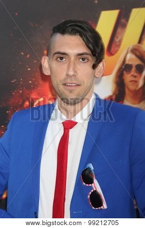 LOS ANGELES - AUG 18:  Max Landis at the