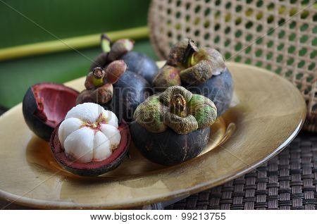 Queen Of Fruits Mangosteen