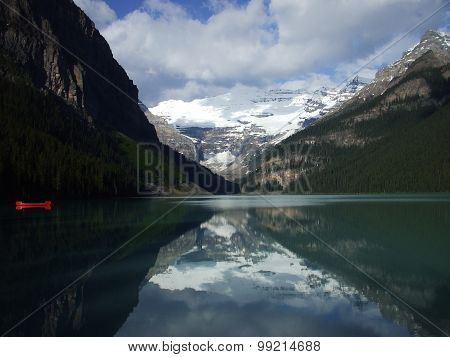 Pristine Lake Louise