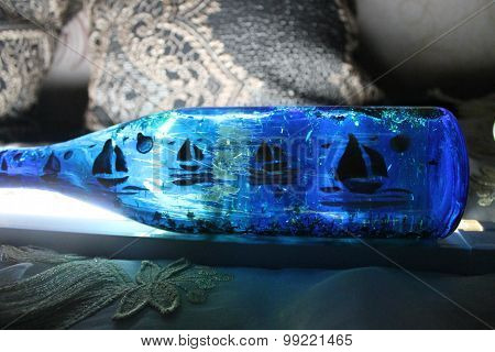 lamp -bottle