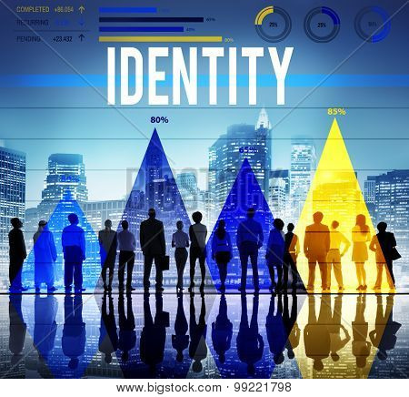 Identity Unique Branding Copyright Brand Concept
